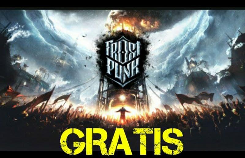 Frostpunk Gratis su Epic Games riscatta il gioco per pc e sarà tuo per sempre gioco in regalo