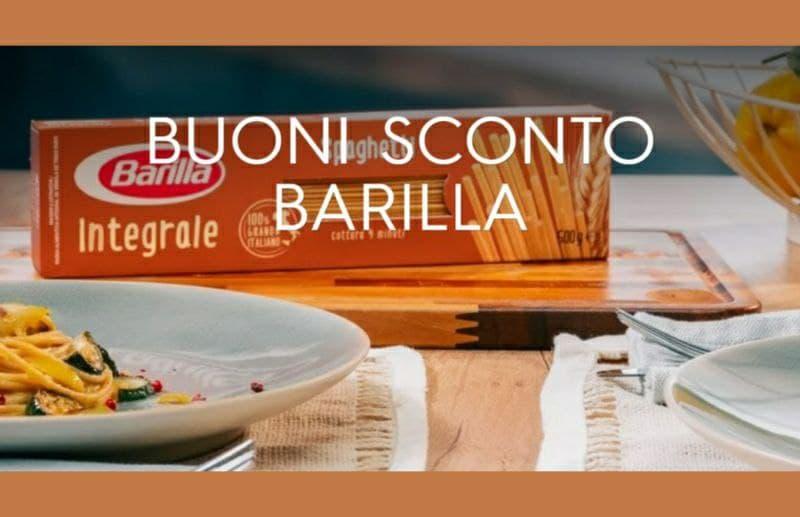 Buono sconto da € 0,40 Barilla Pasta Integrale stampa gratis