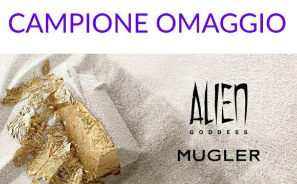 Campione Omaggio Alien Goddess di Thierry Mugler fino ad esaurimento scorte