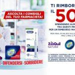 Cashback Oral-B Zzzquil Bion3 del 50% Dormire, difendersi, sorridere