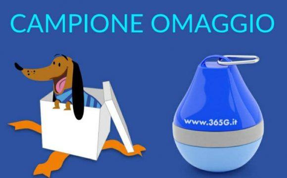 Campione omaggio 365G per il tuo cane richiedi gratis fino a esaurimento scorte