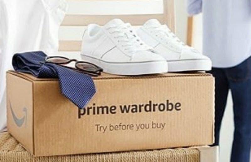 Amazon Prime Wardrobe arriva in Italia servizio disponibile per i soli utenti Prime