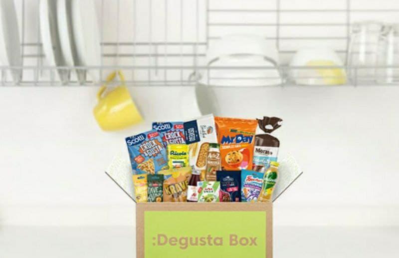 Degustabox Agosto 2021 questo mese a soli 7,99€ prodotti imperdibili da gustare