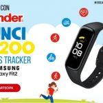 Concorso Kinder Lidl vinci uno dei 200 Fitness Tracker Samsung Galaxy Fit2