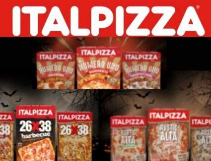 Ecco i nuovi Italpizza Buoni Sconto Halloween Time risparmia ogni due pizze acquistate, fino a 4,50 euro Qui tutti i dettagli per averli